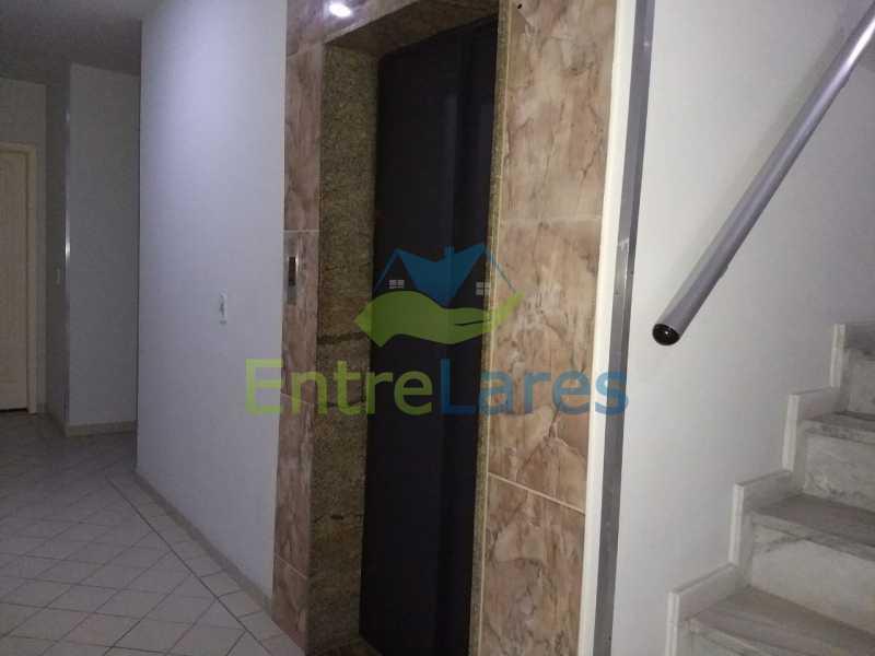 62 - Apartamento no Cacuia 2 quartos, varanda, dependência completa, 2 vagas de garagem. Estrada da Bica. - ILAP20335 - 19