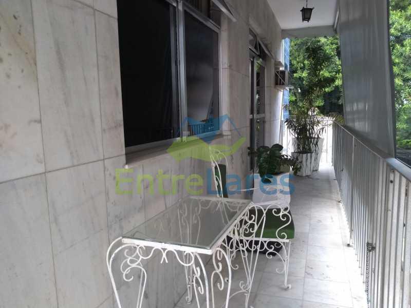 4 - Apartamento no Jardim Guanabara 3 quartos sendo 1 suíte, varandão, 1 vaga de garagem. Rua Cambaúba - ILAP30210 - 1
