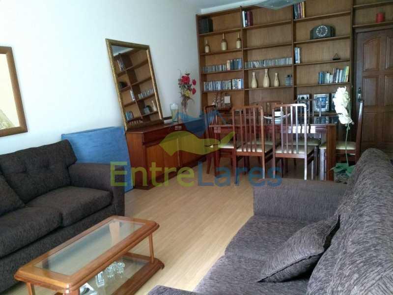 6 - Apartamento no Jardim Guanabara 3 quartos sendo 1 suíte, varandão, 1 vaga de garagem. Rua Cambaúba - ILAP30210 - 4