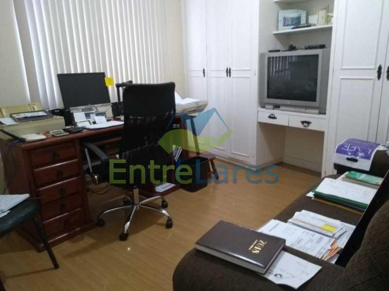 19 - Apartamento no Jardim Guanabara 3 quartos sendo 1 suíte, varandão, 1 vaga de garagem. Rua Cambaúba - ILAP30210 - 16