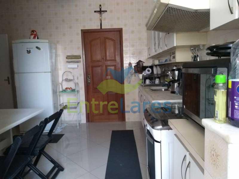 40 - Apartamento no Jardim Guanabara 3 quartos sendo 1 suíte, varandão, 1 vaga de garagem. Rua Cambaúba - ILAP30210 - 25