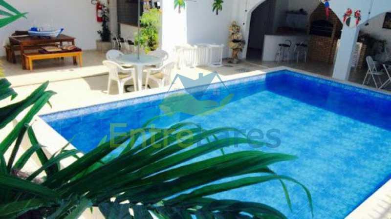 14 - Pousada no Moneró com 8 suítes, piscina, bar, churrasqueira, 5 vagas. Imóvel e negócio. - ILHT80001 - 6