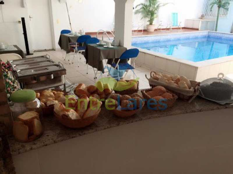 16 - Pousada no Moneró com 8 suítes, piscina, bar, churrasqueira, 5 vagas. Imóvel e negócio. - ILHT80001 - 8