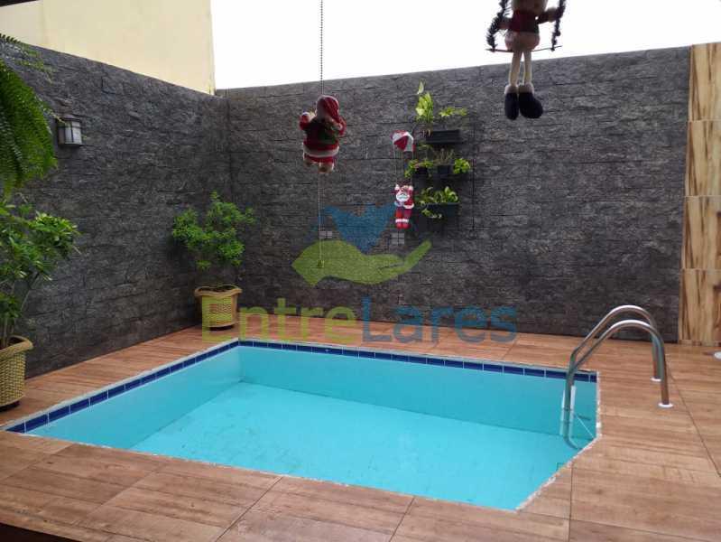 1 - Casa em Condomínio 3 quartos à venda Portuguesa, Rio de Janeiro - R$ 1.150.000 - ILCN30001 - 1