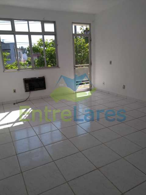 4 - Apartamento no Moneró 2 quartos, varandão, dependência completa, 1 vaga de garagem. Estrada do Dendê - ILAP20342 - 3