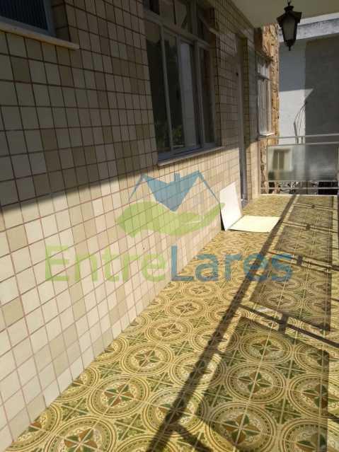 6 - Apartamento no Moneró 2 quartos, varandão, dependência completa, 1 vaga de garagem. Estrada do Dendê - ILAP20342 - 4