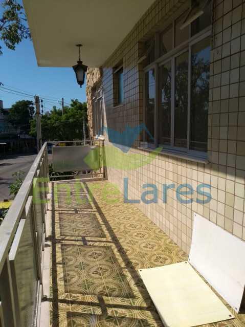 7 - Apartamento no Moneró 2 quartos, varandão, dependência completa, 1 vaga de garagem. Estrada do Dendê - ILAP20342 - 5
