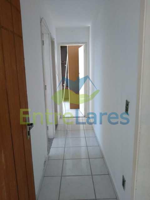 12 - Apartamento no Moneró 2 quartos, varandão, dependência completa, 1 vaga de garagem. Estrada do Dendê - ILAP20342 - 8