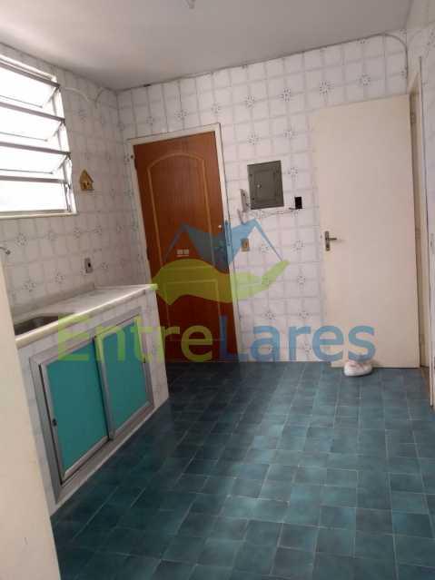 40 - Apartamento no Moneró 2 quartos, varandão, dependência completa, 1 vaga de garagem. Estrada do Dendê - ILAP20342 - 17