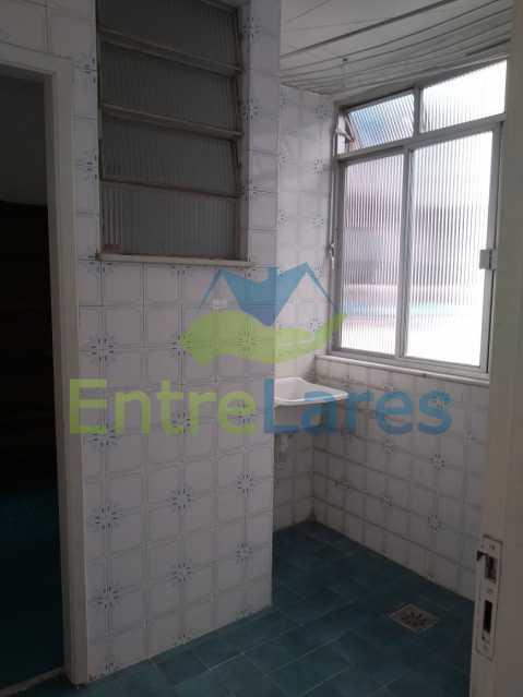 55 - Apartamento no Moneró 2 quartos, varandão, dependência completa, 1 vaga de garagem. Estrada do Dendê - ILAP20342 - 18