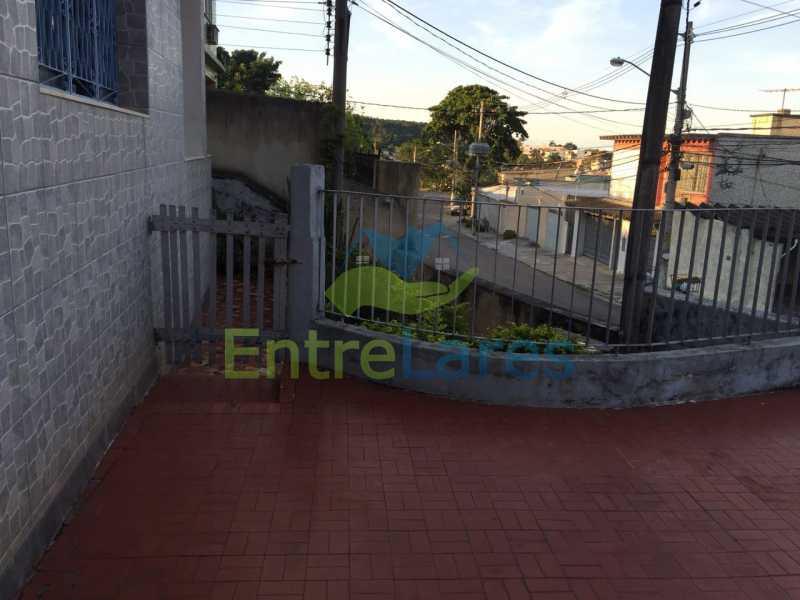4a - Casa no Bancários, 2 quartos sendo 1 suíte, varandão, churrasqueira, 1 vaga de garagem. Rua Doutor Manuel Marreiros. - ILCA20057 - 4