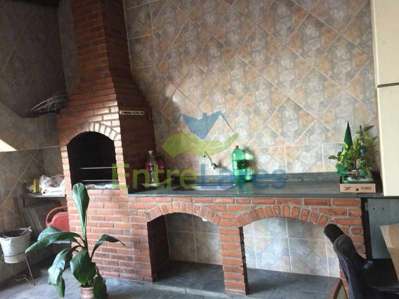 5 - Casa no Bancários, 2 quartos sendo 1 suíte, varandão, churrasqueira, 1 vaga de garagem. Rua Doutor Manuel Marreiros. - ILCA20057 - 5