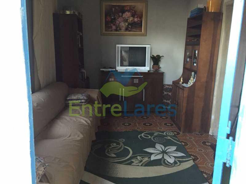 8 - Casa no Bancários, 2 quartos sendo 1 suíte, varandão, churrasqueira, 1 vaga de garagem. Rua Doutor Manuel Marreiros. - ILCA20057 - 8