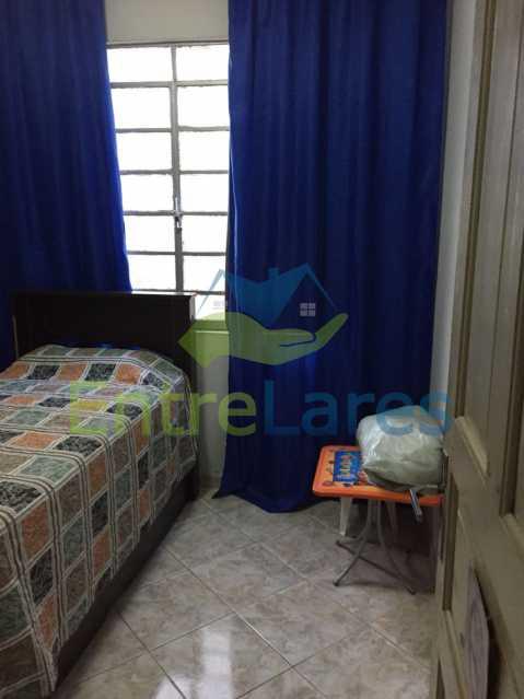 22 - Casa no Bancários, 2 quartos sendo 1 suíte, varandão, churrasqueira, 1 vaga de garagem. Rua Doutor Manuel Marreiros. - ILCA20057 - 13