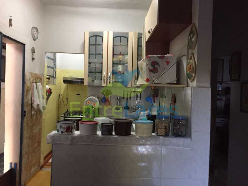 36 - Casa no Bancários, 2 quartos sendo 1 suíte, varandão, churrasqueira, 1 vaga de garagem. Rua Doutor Manuel Marreiros. - ILCA20057 - 17