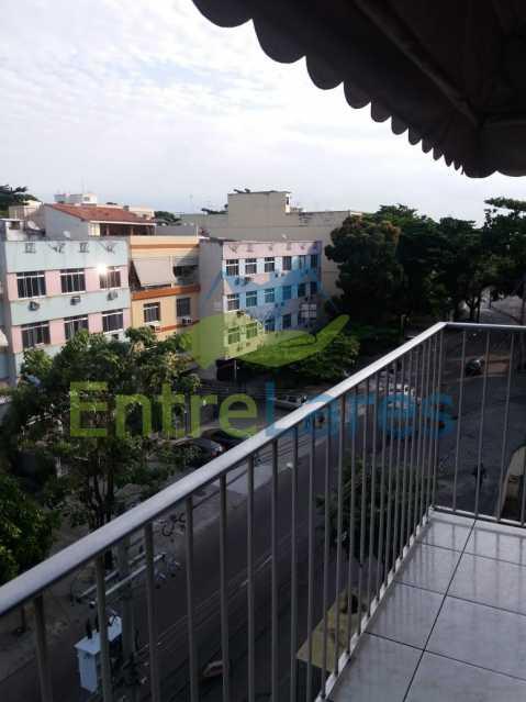 5 - Apartamento no Moneró 3 quartos sendo 1 suíte, varandão, dependência completa, 1 vaga de garagem. - ILAP30216 - 1