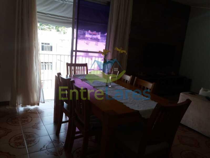 10 - Apartamento no Moneró 3 quartos sendo 1 suíte, varandão, dependência completa, 1 vaga de garagem. - ILAP30216 - 7