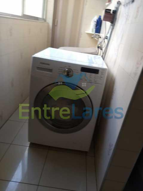 53 - Apartamento no Moneró 3 quartos sendo 1 suíte, varandão, dependência completa, 1 vaga de garagem. - ILAP30216 - 23