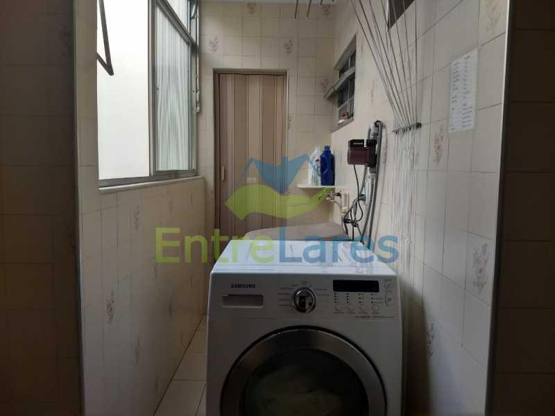 55 - Apartamento no Moneró 3 quartos sendo 1 suíte, varandão, dependência completa, 1 vaga de garagem. - ILAP30216 - 25