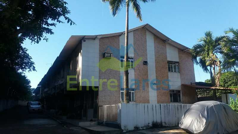 10 - Casa duplex em condomínio fechado no Bancários 2 quartos, 2 vagas de garagem. Avenida Ilha do Fundão. - ILCN20007 - 9