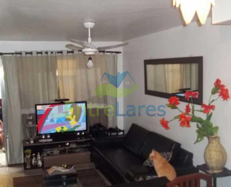 14A - Casa duplex em condomínio fechado no Bancários 2 quartos, 2 vagas de garagem. Avenida Ilha do Fundão. - ILCN20007 - 11