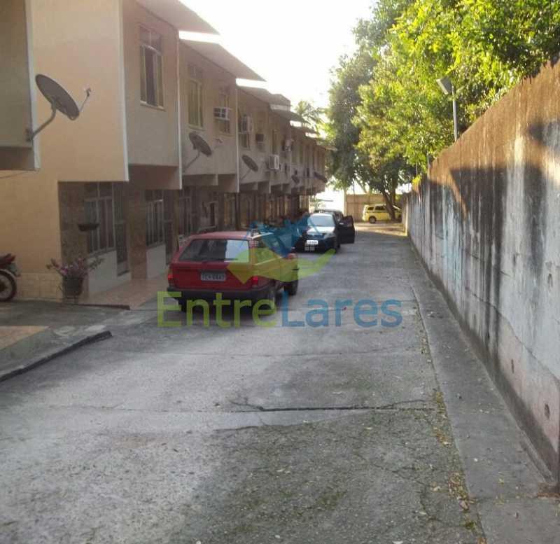 34 - Casa duplex em condomínio fechado no Bancários 2 quartos, 2 vagas de garagem. Avenida Ilha do Fundão. - ILCN20007 - 22