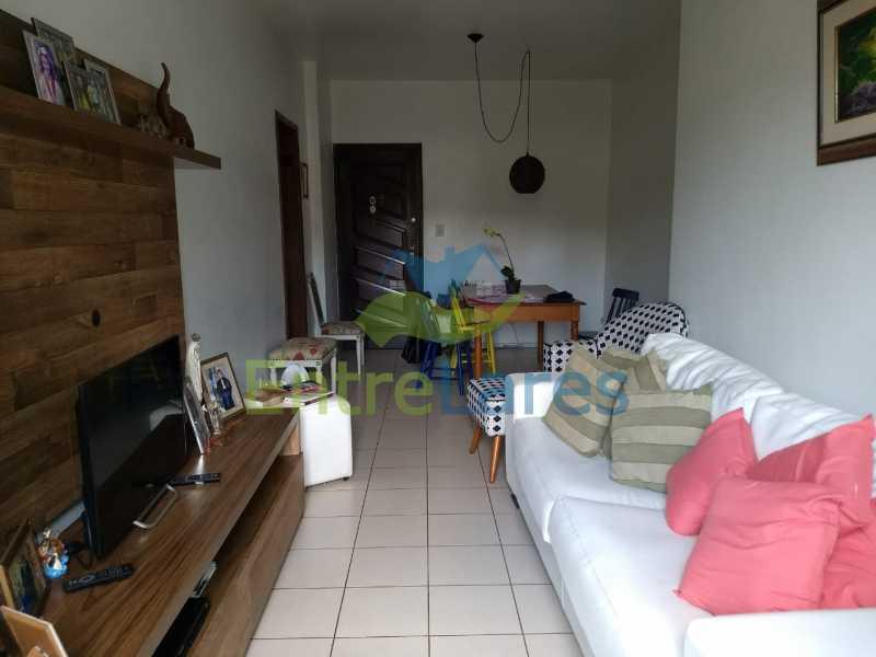 5 - Apartamento no Jardim Guanabara 2 quartos, 1 vaga de garagem. Estrada da Bica. - ILAP20346 - 3