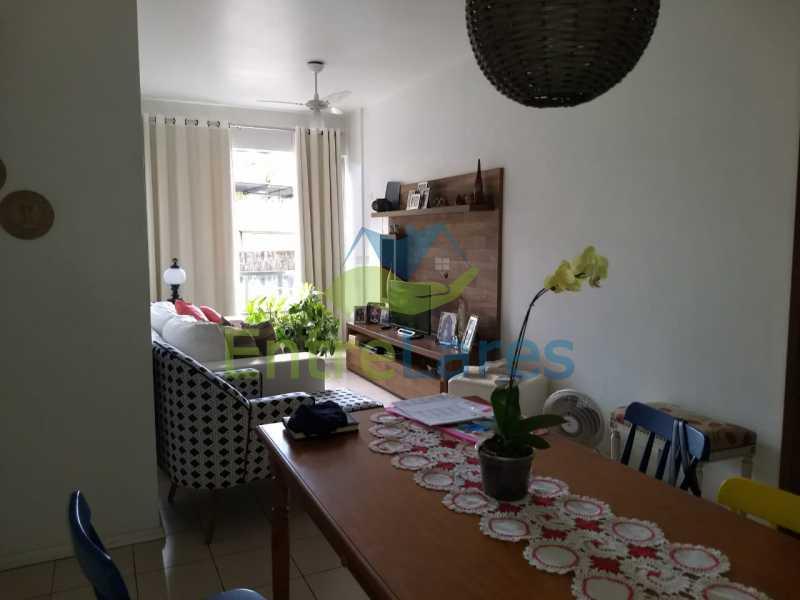 8 - Apartamento no Jardim Guanabara 2 quartos, 1 vaga de garagem. Estrada da Bica. - ILAP20346 - 4