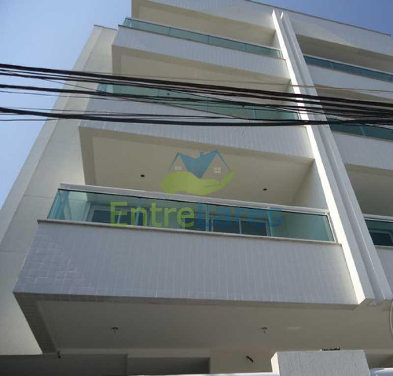 02 - Apartamento Primeira Locação na Ribeira 2 quartos sendo 1 suíte, varanda, dependência completa, 1 vaga de garagem. Praia do Jequiá. - ILAP20347 - 3