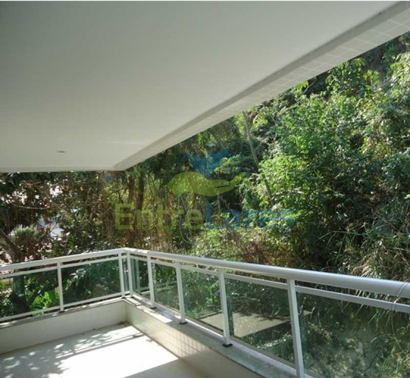 5 - Apartamento Primeira Locação na Ribeira 2 quartos sendo 1 suíte, varanda, dependência completa, 1 vaga de garagem. Praia do Jequiá. - ILAP20347 - 5