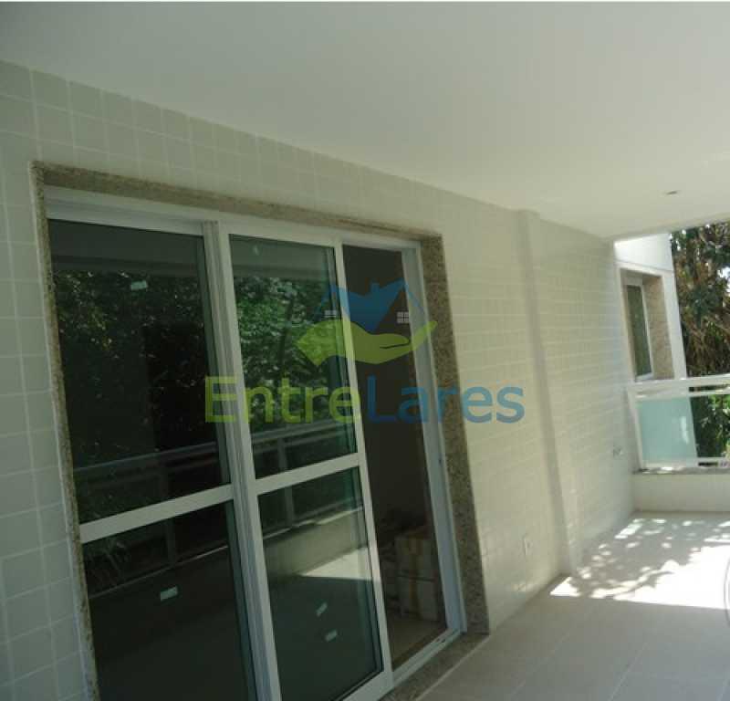 6 - Apartamento Primeira Locação na Ribeira 2 quartos sendo 1 suíte, varanda, dependência completa, 1 vaga de garagem. Praia do Jequiá. - ILAP20347 - 7