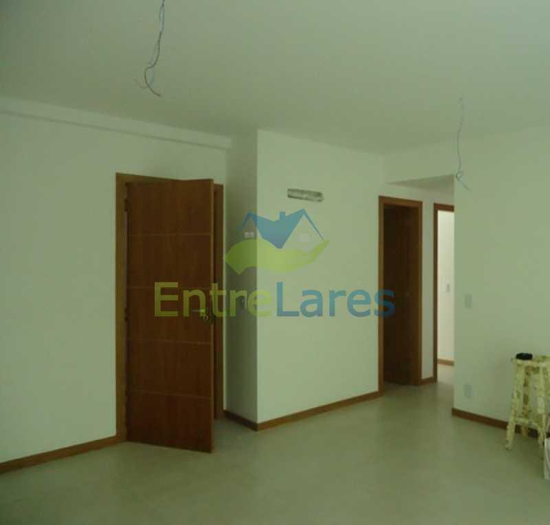 7 - Apartamento Primeira Locação na Ribeira 2 quartos sendo 1 suíte, varanda, dependência completa, 1 vaga de garagem. Praia do Jequiá. - ILAP20347 - 9