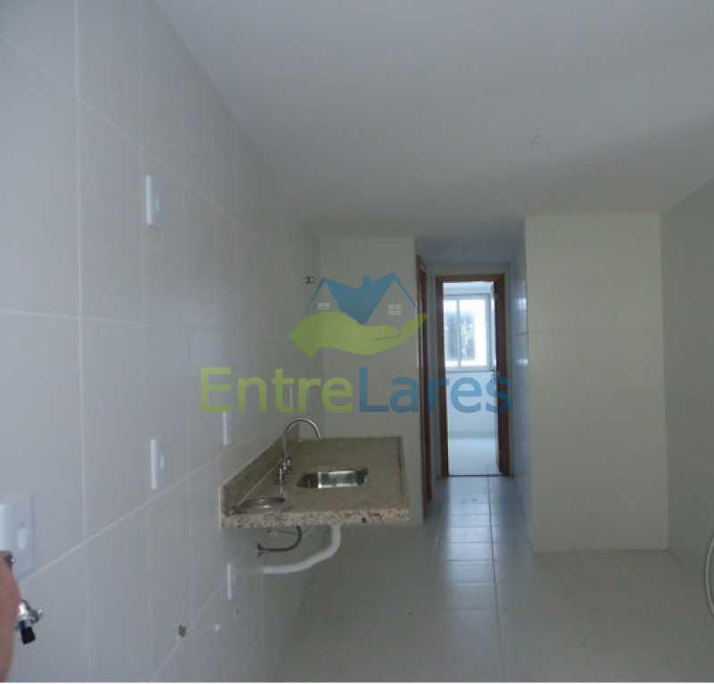 22 - Apartamento Primeira Locação na Ribeira 2 quartos sendo 1 suíte, varanda, dependência completa, 1 vaga de garagem. Praia do Jequiá. - ILAP20347 - 13