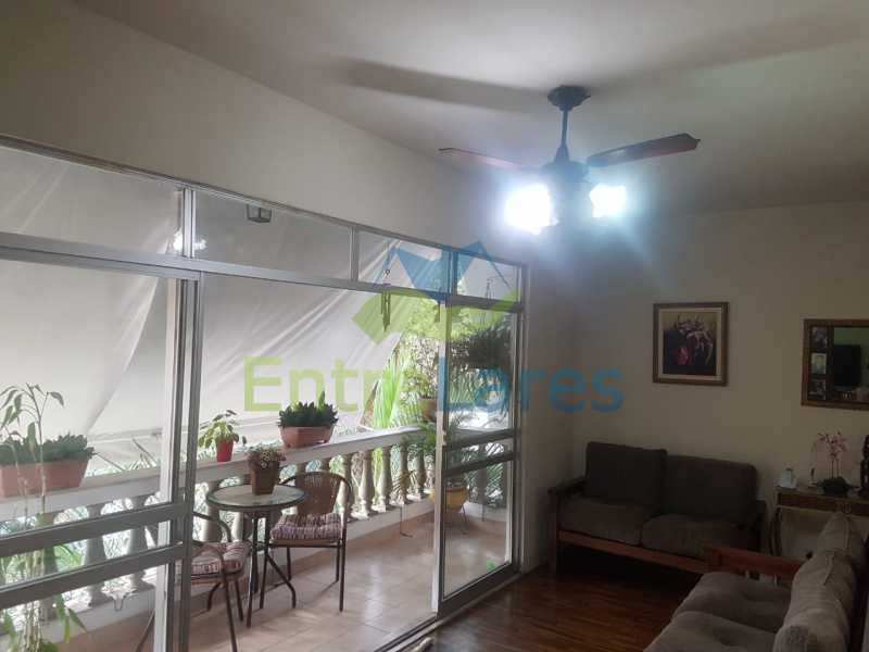 04. - Apartamento na Ribeira 2 quartos, varanda, dependência, 1 vaga de garagem. Rua Maldonado - ILAP20350 - 5