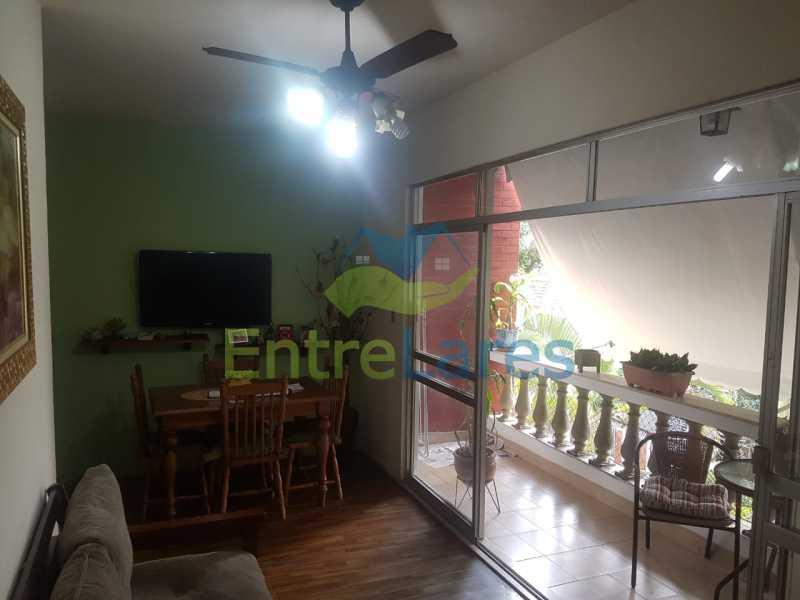 05. - Apartamento na Ribeira 2 quartos, varanda, dependência, 1 vaga de garagem. Rua Maldonado - ILAP20350 - 6