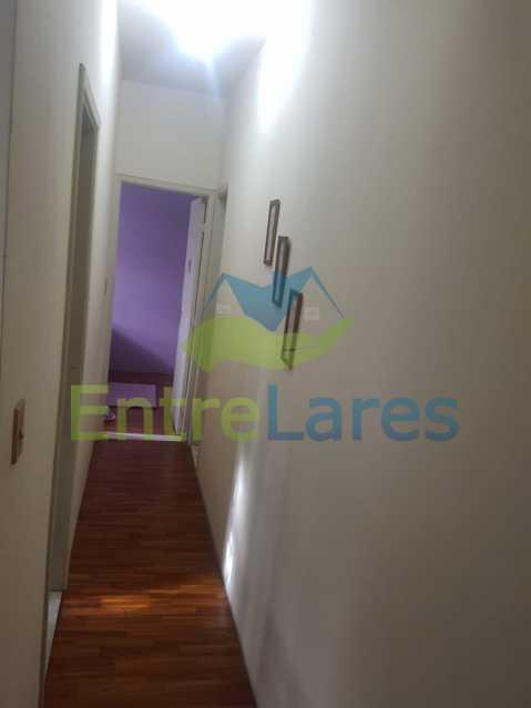 07. - Apartamento na Ribeira 2 quartos, varanda, dependência, 1 vaga de garagem. Rua Maldonado - ILAP20350 - 8
