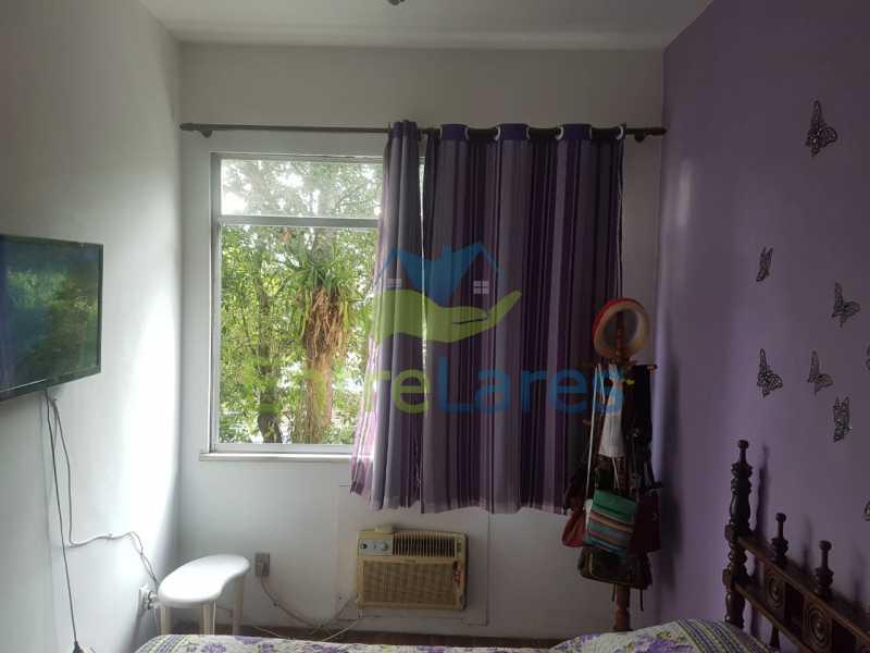 08. - Apartamento na Ribeira 2 quartos, varanda, dependência, 1 vaga de garagem. Rua Maldonado - ILAP20350 - 9