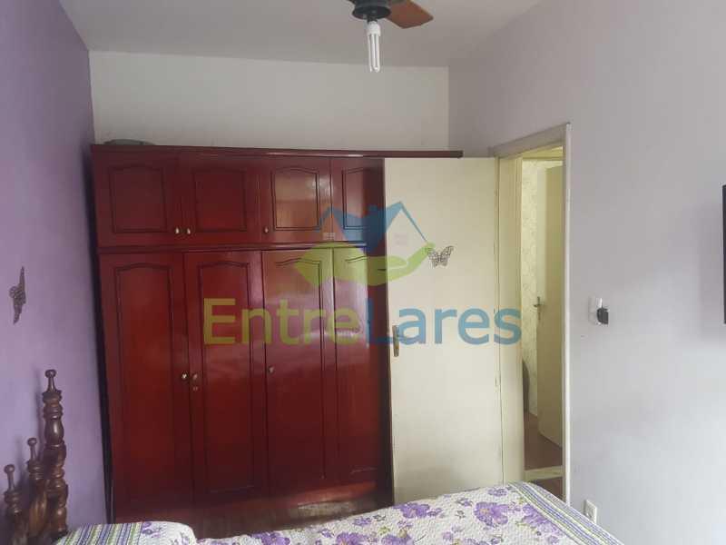 09. - Apartamento na Ribeira 2 quartos, varanda, dependência, 1 vaga de garagem. Rua Maldonado - ILAP20350 - 10