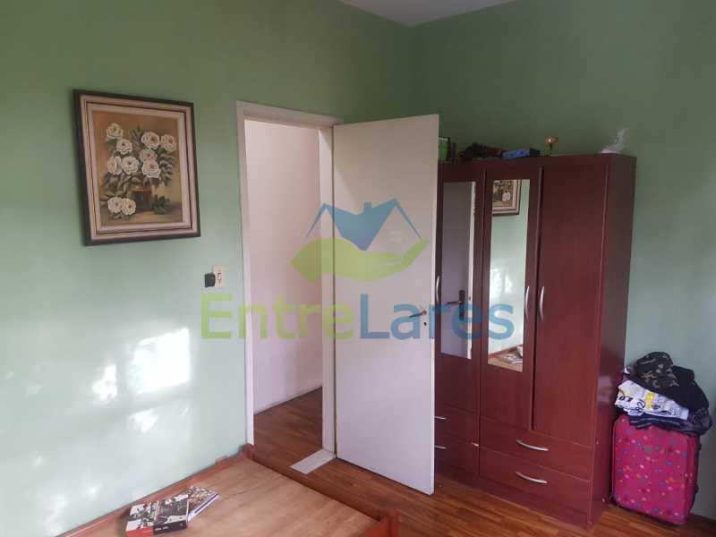 11. - Apartamento na Ribeira 2 quartos, varanda, dependência, 1 vaga de garagem. Rua Maldonado - ILAP20350 - 12
