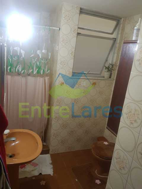 12. - Apartamento na Ribeira 2 quartos, varanda, dependência, 1 vaga de garagem. Rua Maldonado - ILAP20350 - 13