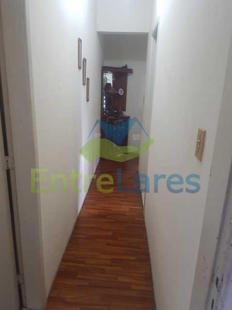 13. - Apartamento na Ribeira 2 quartos, varanda, dependência, 1 vaga de garagem. Rua Maldonado - ILAP20350 - 15
