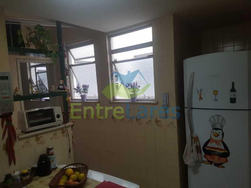 14. - Apartamento na Ribeira 2 quartos, varanda, dependência, 1 vaga de garagem. Rua Maldonado - ILAP20350 - 16