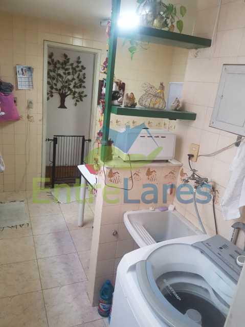 16. - Apartamento na Ribeira 2 quartos, varanda, dependência, 1 vaga de garagem. Rua Maldonado - ILAP20350 - 20