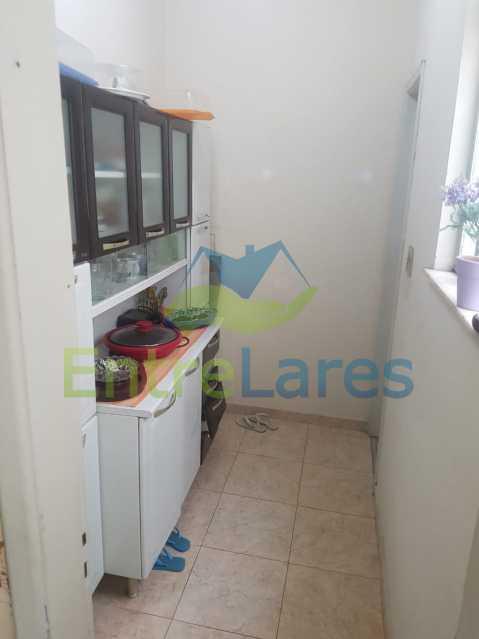 18. - Apartamento na Ribeira 2 quartos, varanda, dependência, 1 vaga de garagem. Rua Maldonado - ILAP20350 - 18
