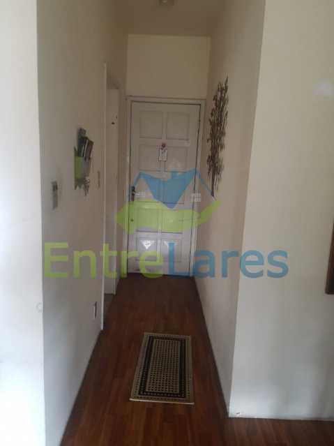 19. - Apartamento na Ribeira 2 quartos, varanda, dependência, 1 vaga de garagem. Rua Maldonado - ILAP20350 - 14