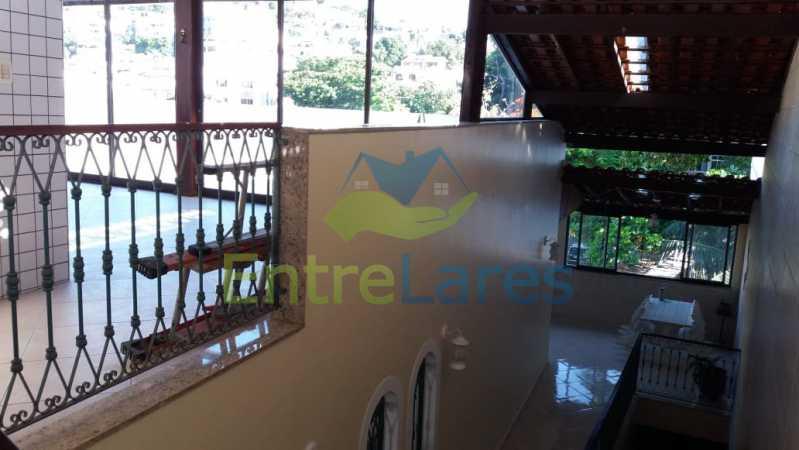 6 - Apartamento tipo casa no Moneró 4 quartos sendo 2 suítes com closet, 4 vagas de garagem. Estrada Governador Chagas Freitas - ILAP40045 - 4