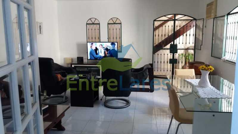 8 - Apartamento tipo casa no Moneró 4 quartos sendo 2 suítes com closet, 4 vagas de garagem. Estrada Governador Chagas Freitas - ILAP40045 - 9