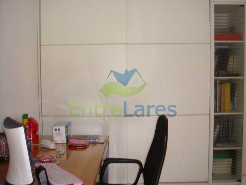 30 - Apartamento tipo casa no Moneró 4 quartos sendo 2 suítes com closet, 4 vagas de garagem. Estrada Governador Chagas Freitas - ILAP40045 - 18