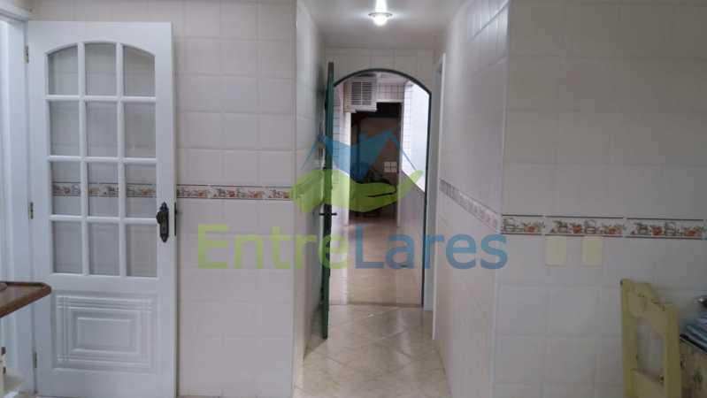 50 - Apartamento tipo casa no Moneró 4 quartos sendo 2 suítes com closet, 4 vagas de garagem. Estrada Governador Chagas Freitas - ILAP40045 - 20