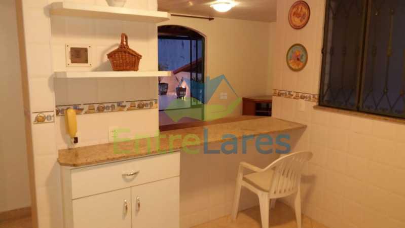 55 - Apartamento tipo casa no Moneró 4 quartos sendo 2 suítes com closet, 4 vagas de garagem. Estrada Governador Chagas Freitas - ILAP40045 - 23